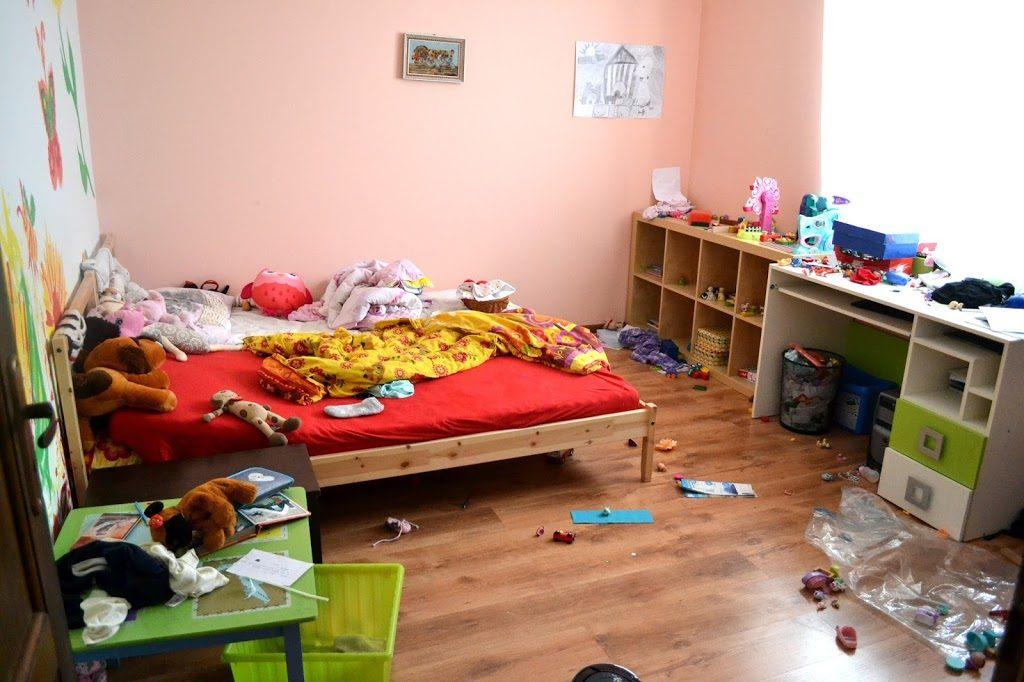 Prečo je v tej detskej izbe stále taký bordel?